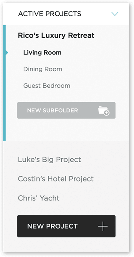 Project categories allow you to categorize your active projects as you see fit!